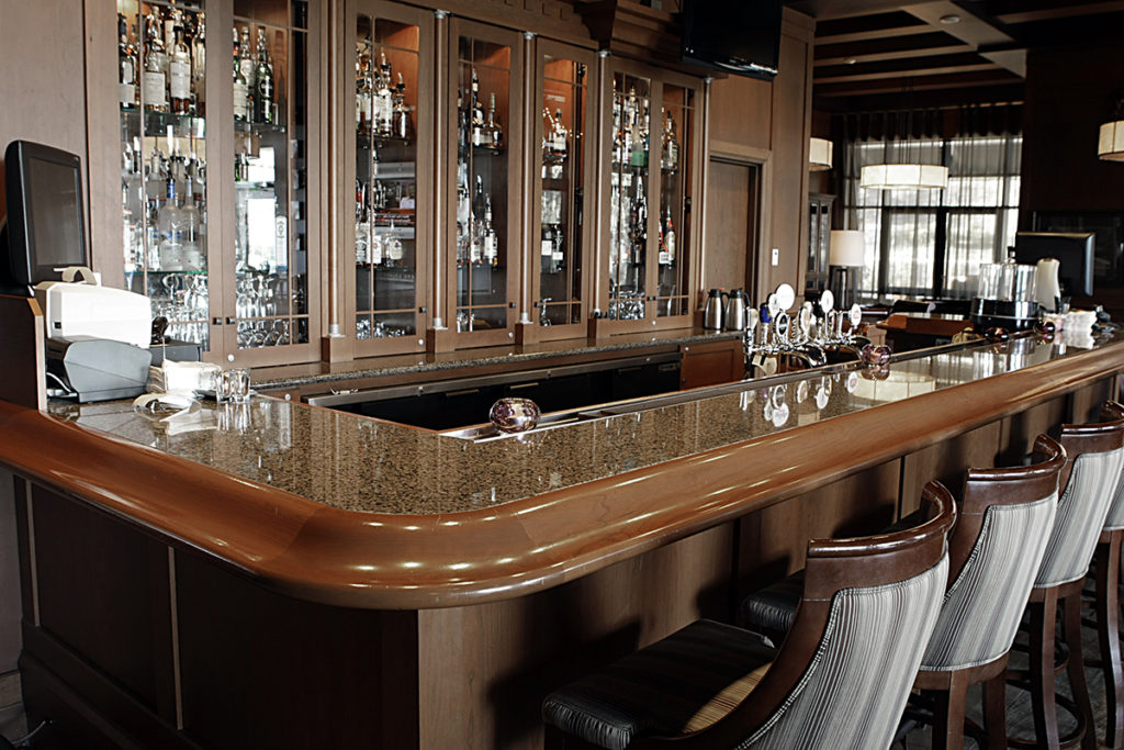 bar stone countertop by stone age marble