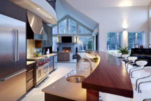 kitchen countertop by stone age marble