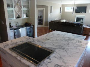 kitchen countertop by Stone Age Marble and Granite